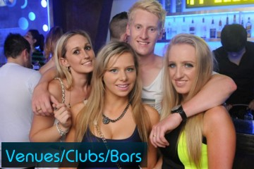 Venues/Clubs/Bars